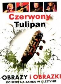 Czerwony Tulipan. Obrazy i obrazki - okładka płyty