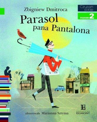 Czytam sobie. Poziom 2. Parasol - okładka książki