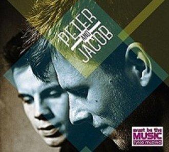 Peter and Jacob - okładka płyty
