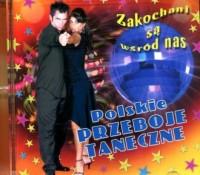 Polskie przeboje taneczne. Zakochani - okładka płyty