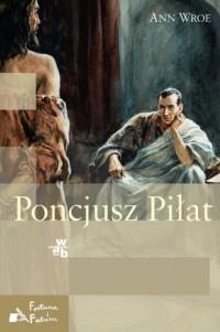 Poncjusz Piłat - okładka książki