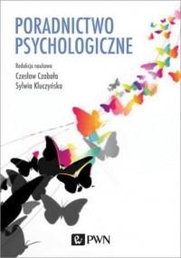 Poradnictwo psychologiczne - okładka książki