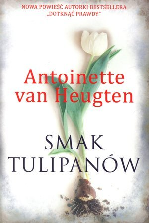 Smak tulipanów - okładka książki