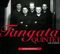 Tangata Quintet. Live At Buffo. - okładka płyty