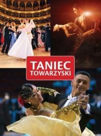 Taniec towarzyski - okładka książki