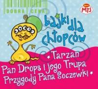 Tarzan 3. Tarzan Pan Drops i jego - okładka płyty