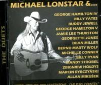 The Duets - Michael Lonstar - okładka płyty