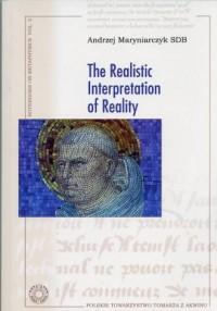 The Realistic Interpretation of - okładka książki