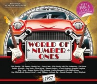 World of number ones 1957 - Wydawnictwo - okładka płyty