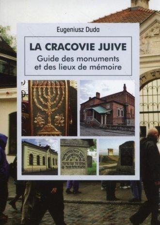 Żydowski Kraków (wersja fr.) - okładka książki
