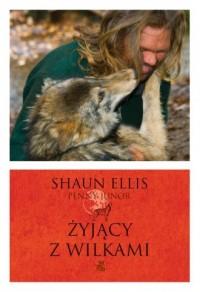 Żyjący z wilkami - okładka książki