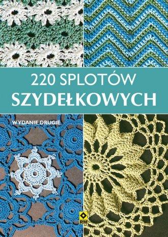 220 splotów szydełkowych - okładka książki