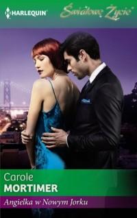 Angielka w Nowym Jorku. Seria: Światowe Życie - okładka książki