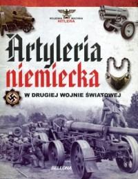 Artyleria niemiecka II wojny światowej. - okładka książki
