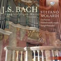 Complete Organ Music. Volume 3 - okładka płyty
