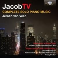 Complete Solo Piano Music - Jacob - okładka płyty