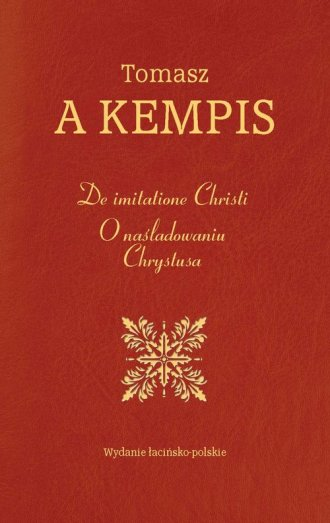 De imitatione Christi. O naśladowaniu - okładka książki