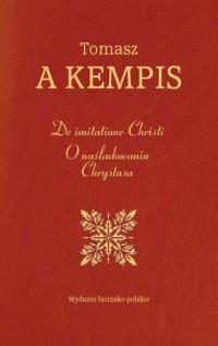 De imitatione Christi. O naśladowaniu Chrystusa - okładka książki