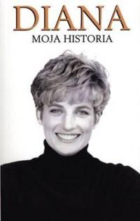 Diana. Moja historia - okładka książki