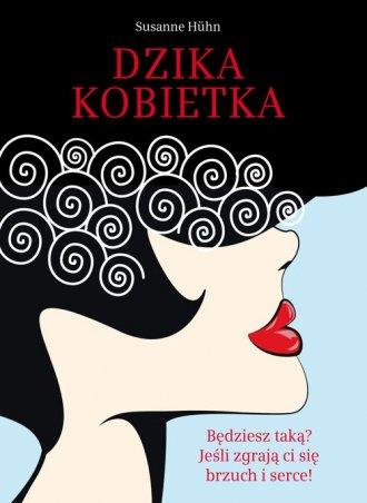 Dzika kobietka - okładka książki