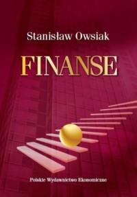Finanse - okładka książki