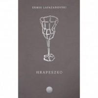 Hrapeszko - okładka książki