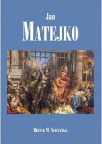 Jan Matejko - okładka książki