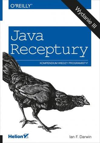 Java. Receptury - okładka książki