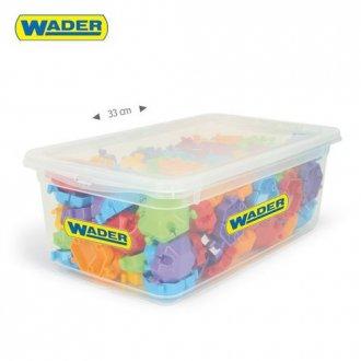 Klocki w pudełku (120-elem.) - zdjęcie zabawki, gry