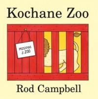 Kochane Zoo - okładka książki