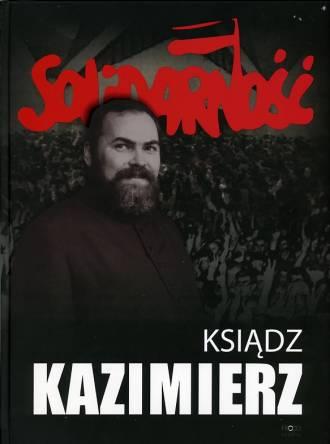 Ksiądz Kazimierz - okładka książki