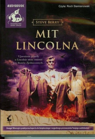 Mit Lincolna (CD mp3) - pudełko audiobooku
