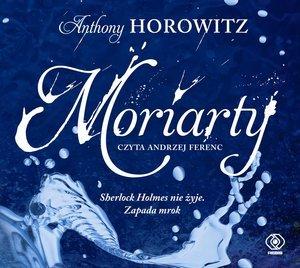 Moriarty (CD mp3) - pudełko audiobooku