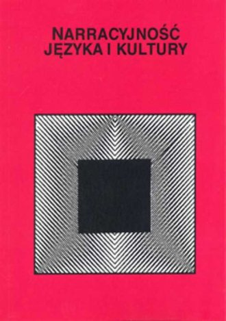 Narracyjność języka i kultury - okładka książki