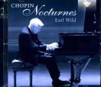 Nocturnes Earl Wild - Fryderyk - okładka płyty