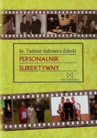 Personalnik subiektywny - okładka książki