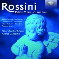 Petite Messe Solennelle - Gioacchino - okładka płyty