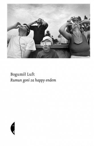 Rumun goni za happy endem - okładka książki