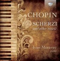 Scherzi and Other Music - okładka płyty