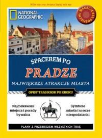 Spacerem po Pradze - Will Tizard - okładka książki