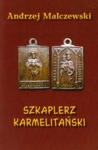 Szkaplerz Karmelitański - okładka książki