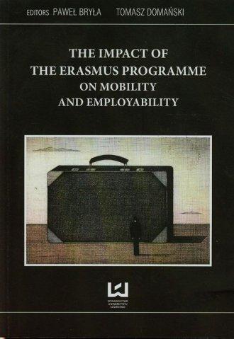 The Impact of the Erasmus Programme - okładka książki