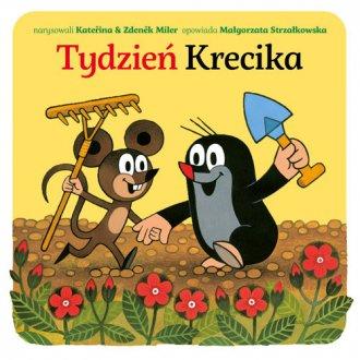 Tydzień Krecika - okładka książki