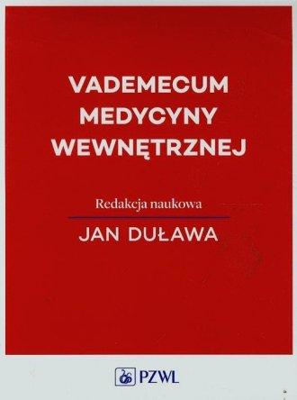 Vademecum medycyny wewnętrznej - okładka książki