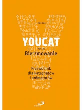 Youcat polski. Bierzmowanie. Przewodnik - okładka książki