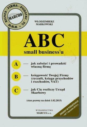 ABC small biznessu - okładka książki