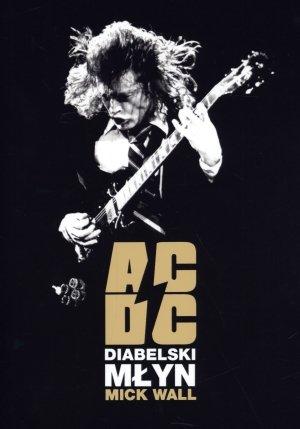 AC/DC. Diabelski młyn - okładka książki