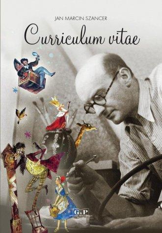 Curriculum vitae - okładka książki