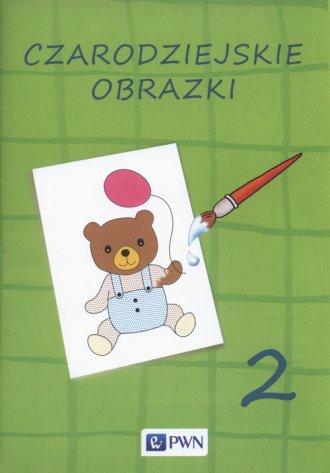 Czarodziejskie obrazki 2 - okładka książki