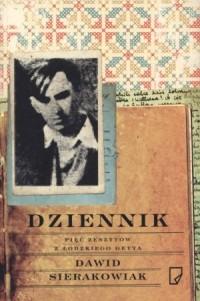 Dziennik. Pięć zeszytów z łódzkiego getta - okładka książki